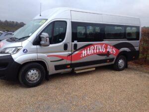The Harting Minibus